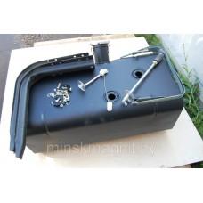Бак топливный ЗИЛ 170л 130 в сборе крепление+датчики 130-1101008 ЗИЛ