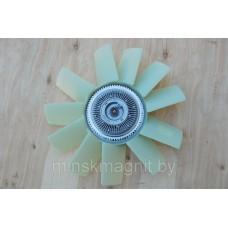 Гидромуфта 390994 с вентилятором в сб. 11 лоп. 390994-1308008 УАЗ