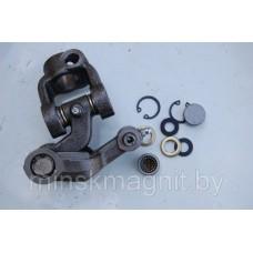 Вал карданный рулевой Газель нижний (шарнир) (мослы) 3302-3401123 ГАЗ